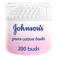 JOHNSON'S Baby Pure Cotton Buds 200 buds