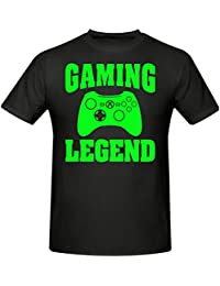 GAMING LEGEND CHILDRENS T SHIRT,GAMER T SHIRT, SIZES 5-15 YEARS