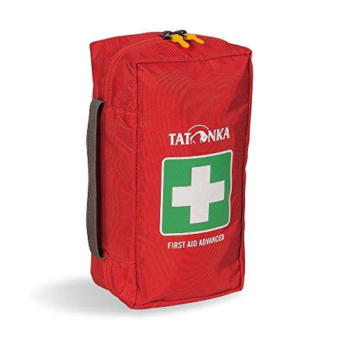Tatonka Erste Hilfe First Aid Advanced red, 24 x 15,5 x 7,5 cm