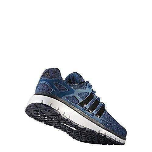 the best attitude 91751 300a9 ... Adidas Uomo Nuvola Di Energia M Scarpe Da Corsa Blu Notte ...