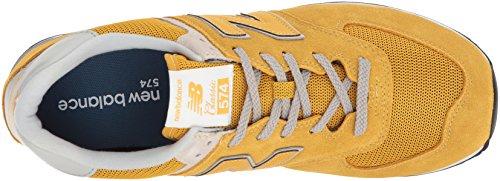 New Balance 574v2, Sneaker Uomo Oro (Gold)