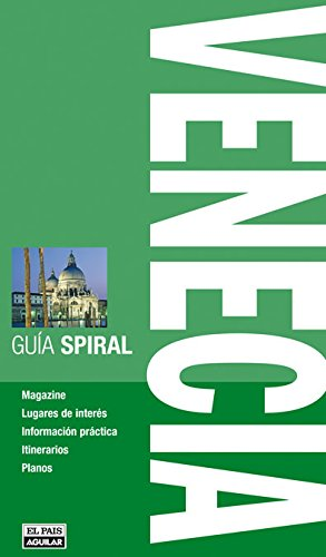Venecia (Guía Spiral) (GUIA SPIRAL) por Varios autores