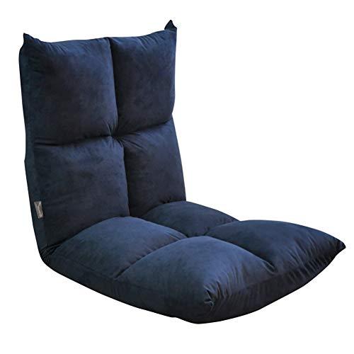 Faules Sofa Faule Couch Einzelne Kleine Sofa Schlafzimmer Klappstuhl Beliebige Winkeleinstellung...