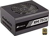 Corsair RM750x PC-Netzteil (Voll-Modulares Kabelmanagement, 80 Plus Gold, 750 Watt, EU)