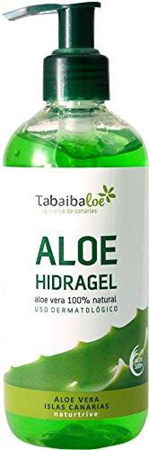 Gel hydratant à l'Aloe Vera