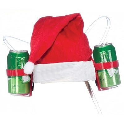 Casque à Bière Santa Hat