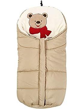 Baby Schlafsack Baby Winter-Einschlagdecke, Universal für Babyschale, Autositz, z.B. für Kinderwagen, Buggy oder...