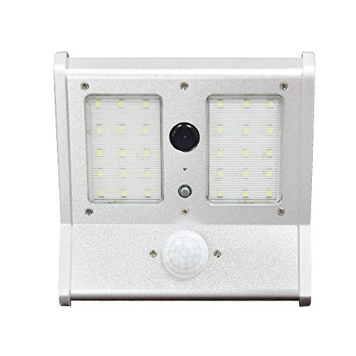 TRQJY Netzwerkkamera 3 Millionen wasserdichte Überwachungskamera LED-Licht Smart Wireless Monitoring Solar WiFi Kamera Web-monitoring