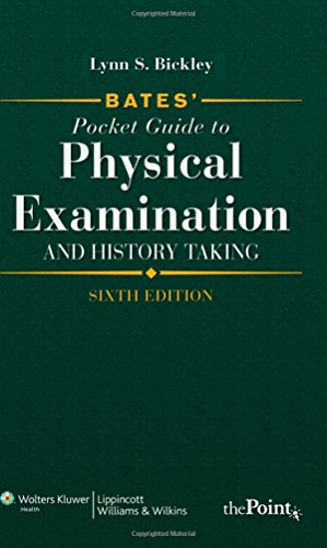 Bates Physical Exam Pdf