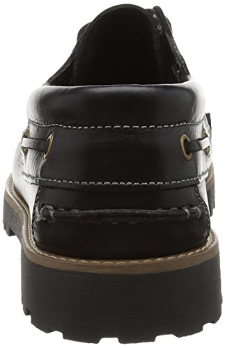 Dockers by Gerli 24dc001-180, Mocassins (loafers) homme Noir (Schwarz 100)