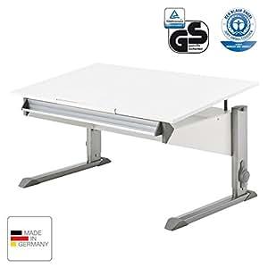 Moll Schreibtisch Bandit Weiß