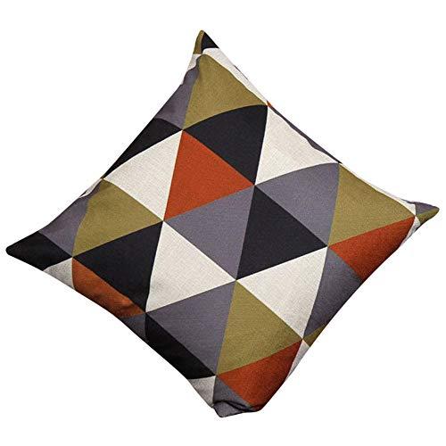 FeiliandaJJ Pillowcase, Kissenbezug kissenhülle Kopfkissenbezug Weihnachten Dekoration Geometrie...