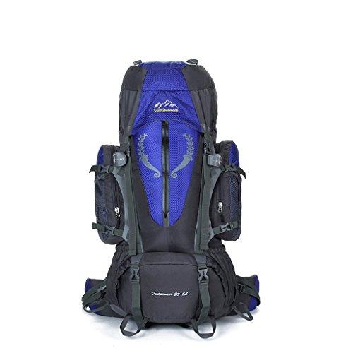 Die neuen ultra-light wasserdichten Outdoor-Rucksack Sport M?nner und Frauen Reiten Rucksack 30L Wanderrucksack tiefblau