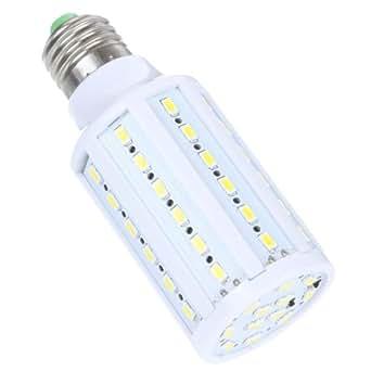 SMC 60 lED 15 w e27 ampoule spot lED blanc froid light ampoule 2400Lumen 120-140Watt de maïs, remplace une ampoule à incandescence