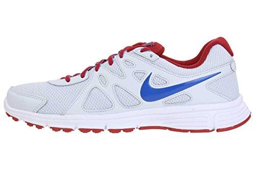 Nike - Revolution 2 MSL, Scarpe Da Corsa da Uomo grigio(White)