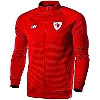 Chaqueta AC Bilbao Walkout 2018-2019 Red Talla M