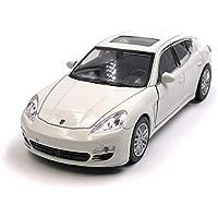 Onlineworld2013 Modelo de Coche Porsche Panamera S Color al Azar! Auto Escala 1: 34