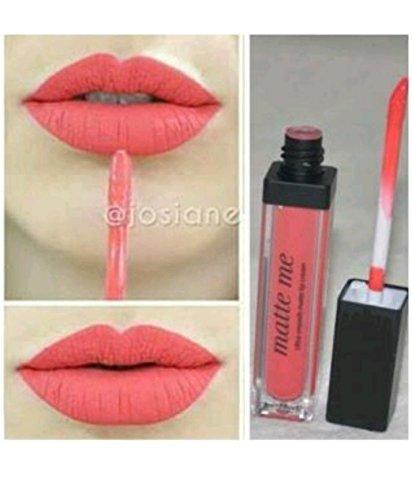 Berit Women's Incolor Matte Me 24hr Stay Ultra Smooth Lip Cream 408 (BBCLCC-017)