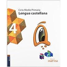 Lengua castellana 4t.Primària Projecte Xarxa - 9788447923892
