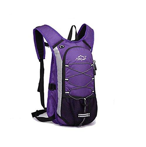 Wmshpeds Multi-funzionale zaino di equitazione maschio mountain bike bag ragazza acqua traspirante borsa casual di luce piccola borsa a tracolla H