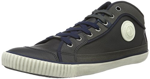 Pepe Jeans London Industry Basic, Baskets Mode Homme