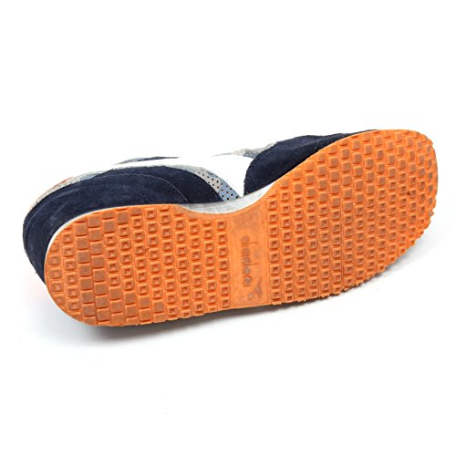 C3600 sneaker uomo DIADORA HERITAGE TRIDENT scarpa blu shoe man Blu