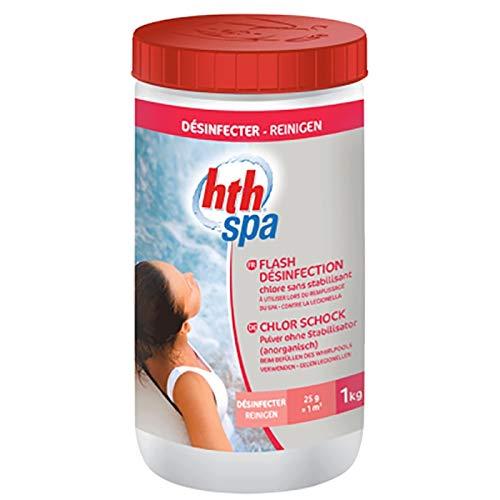 HTH Spa flash désinfection - 1kg
