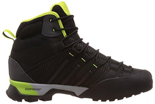adidas Terrex Scope High, Chaussures de Randonnée Hautes Homme Gris (Dgh Solid Grey/Core Black/Semi Solar Slime)