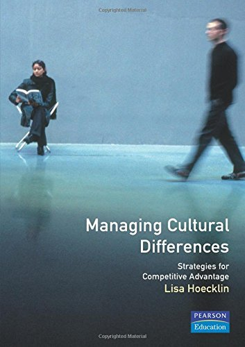 Managing Cultural Differences (Eiu Series) by Lisa Hoecklin (1995-11-17)