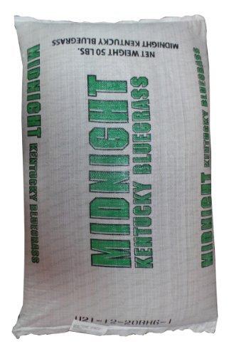 SeedRanch Midnight Kentucky Bluegrass Seed (Certified) - 10 Lbs. by SeedRanch Bluegrass -