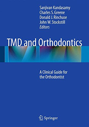 Tmd And Orthodontics A Clinical Guide For The Orthodontist