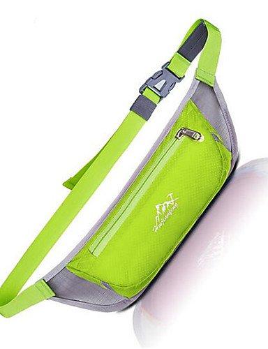 ZQ 10 L Hüfttaschen Klettern / Fitness / Reisen / Radsport / Laufen Draußen / Leistung / Legere SportWasserdicht / Wärmeisolierung / Schnell Light Blue