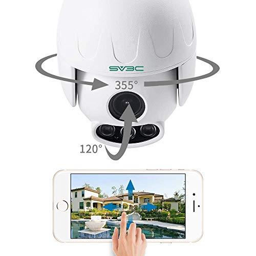 WLAN Kamera Überwachungskamera 1080P IP Camera WiFi Mibao