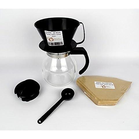 1 Litro filtro per macchina del caffè