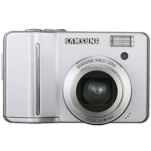 Samsung Appareil photo compact numérique S850 8 Mpix zoom optique 5x Ecran LCD 2,5 pouces Silver