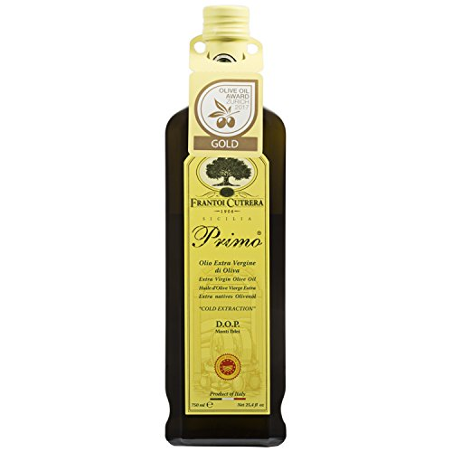 Natives Olivenöl Primo Fine Quality Cutrera Sicily 750 ml