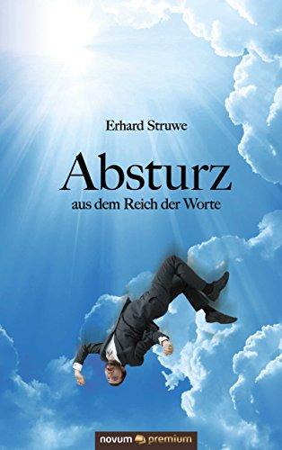 Absturz aus dem Reich der Worte (German Edition)