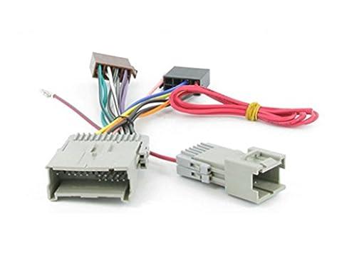 G.M. Production–Câble adaptation pour autoradio ISO pas de série sur Hummer H3