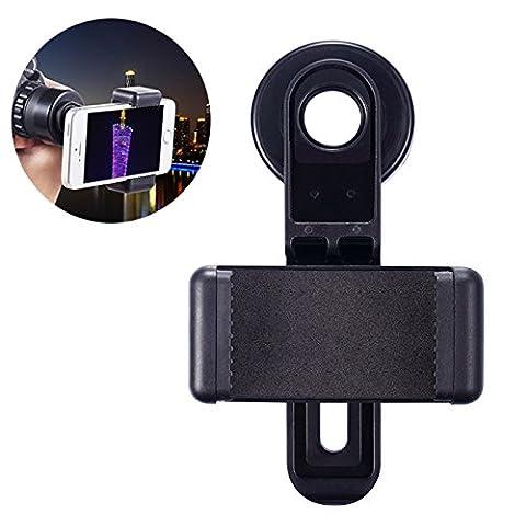 Inovey Adaptateur Universel Pour Téléphone Portable Pour Télescope Extérieur Monoculaire Convertir Clamp Connecteur Smartphone -42