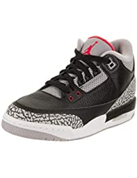 official photos ef09b bc7d3 Nike Air Jordan 3 Retro Og BG Hi Top Basketball 854261 Sneakers Turnschuhe