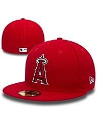 NEW ERA 5950TSF Anaheim Angels GM–Casquette pour Homme, Homme, 5950 Tsf Anaheim Angels Gm