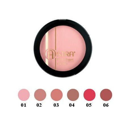 Blush Expert Mat Effect - Fard 01 Nude Rose