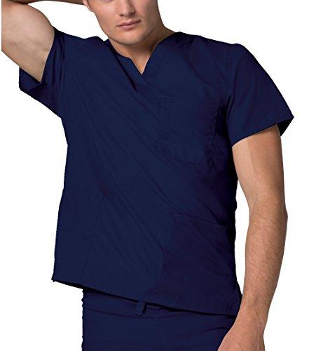 Medizinische Uniformen Unisex Top Krankenschwester Krankenhaus Berufskleidung 601 Color Nvy | Talla: M - 2