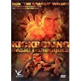 Kickboxing Basic Techniques with Don The Dragon Wilson by Don Wilson