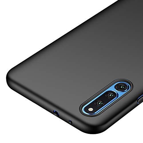 "Richgle Huawei Honor Magic 2 (6.39"") Hülle, Schwarz Sehr Dünn Schutz Hülle Handyhülle Harte Schutzhülle Case für Huawei Honor Magic 2 (6.39"") RG00291"