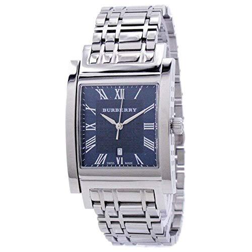 Burberry BU1558 - Reloj de Acero Inoxidable para Hombre