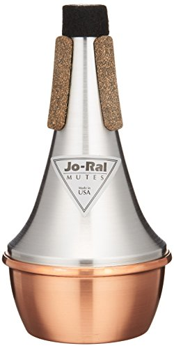 Jo-Ral TPT-1C Sourdine pour Trompette (Straight)