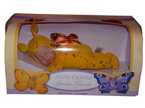 Anne Geddes Garden Friends 30cm Yellow Butterfly