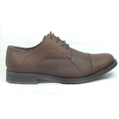 Lotus Coldfield Brown Leather Lace-Up Mens Shoe 7