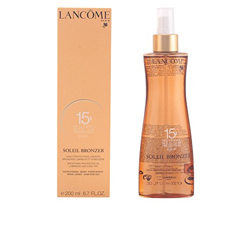 LANCOME SOLEIL BRONZER huile protectrice SPF15 200 ml